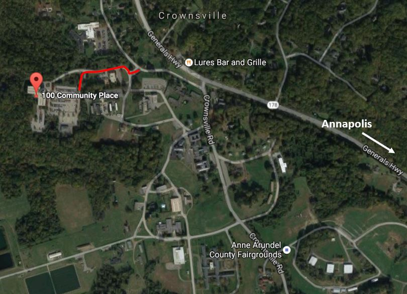 Community Place Map