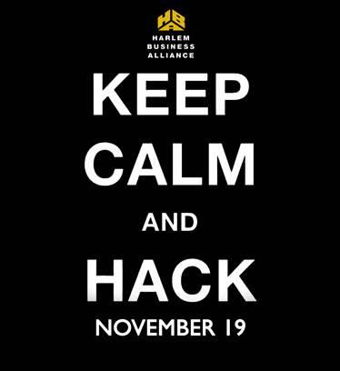 Keep Calm & Hack Harlem