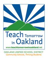 2013 Teach Tomorrow in Oakland Recruitment