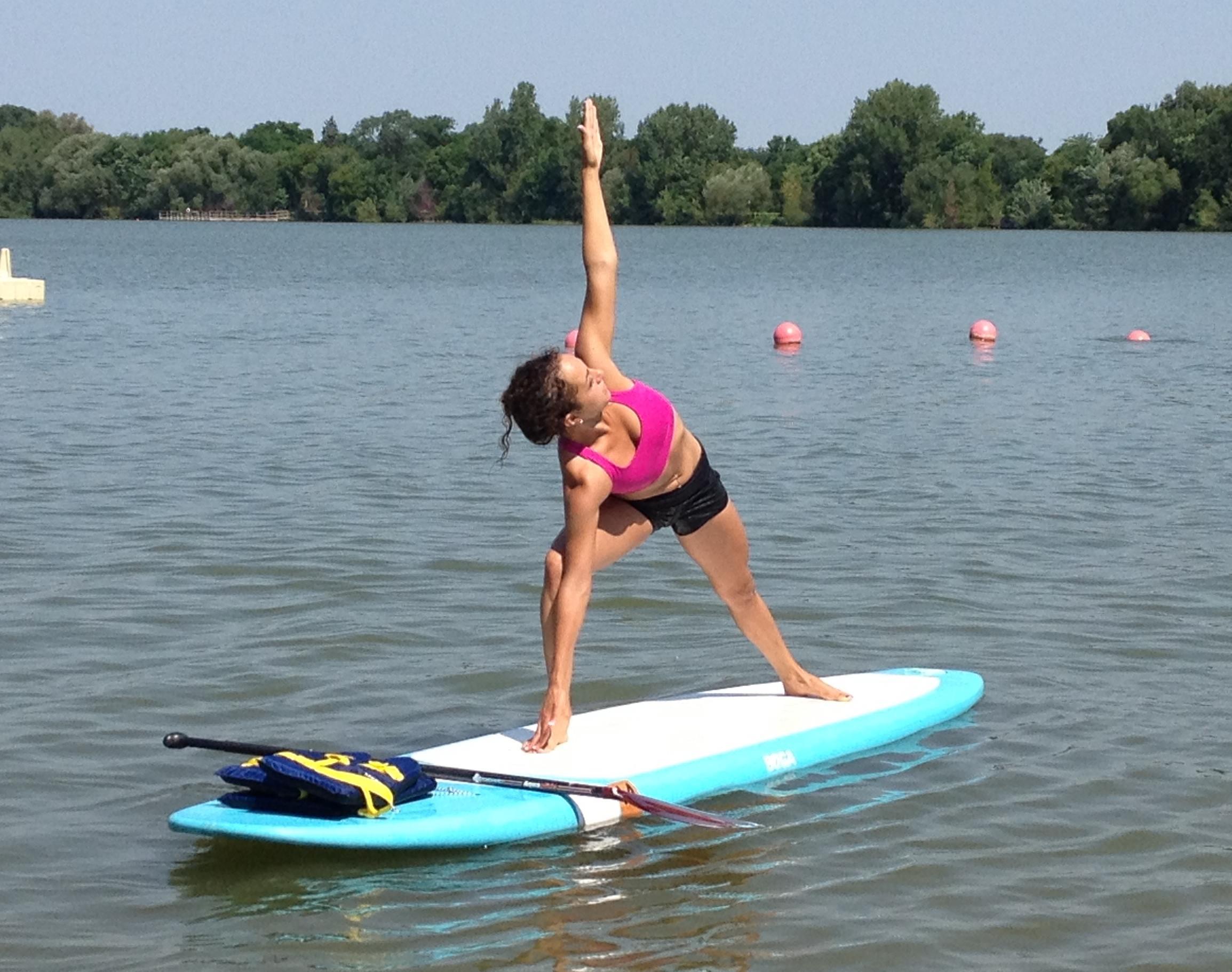 Sup Yoga Myrtle Beach