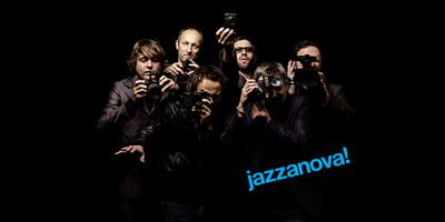 Jazzanova plays the Sound Table