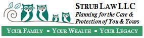 Strubs Law logo
