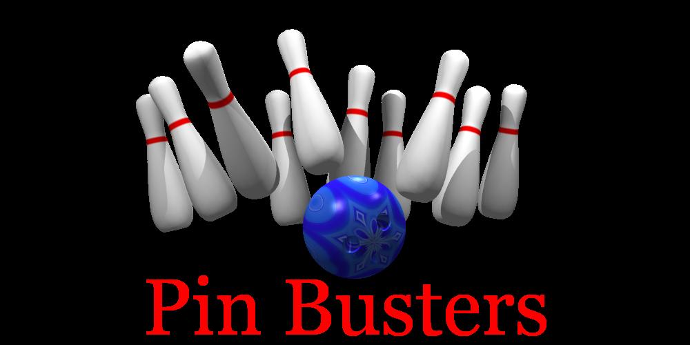 Pin Busters Logo