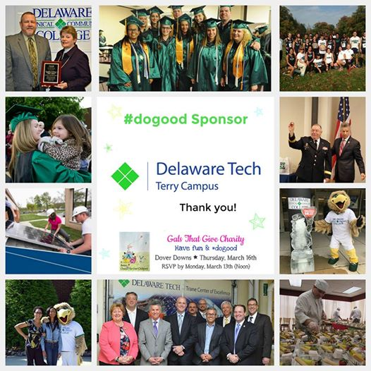 Delaware Tech Gals That Give Sponsor