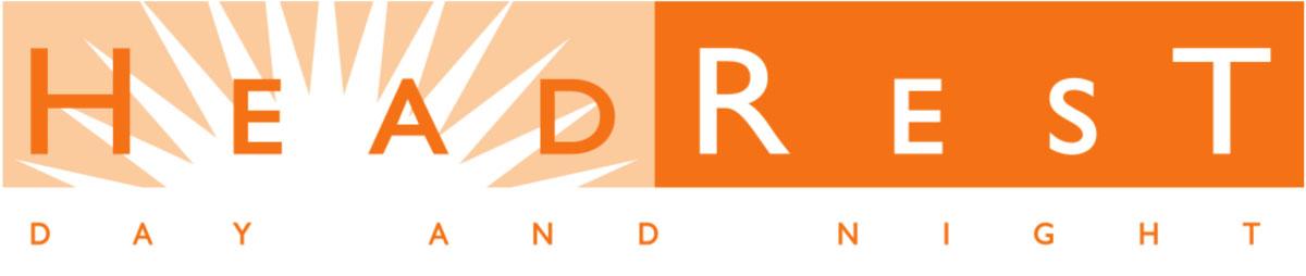 Headrest's Sunshine Day and Night logo