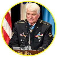 Medal of Honor Recipient James McCloughan