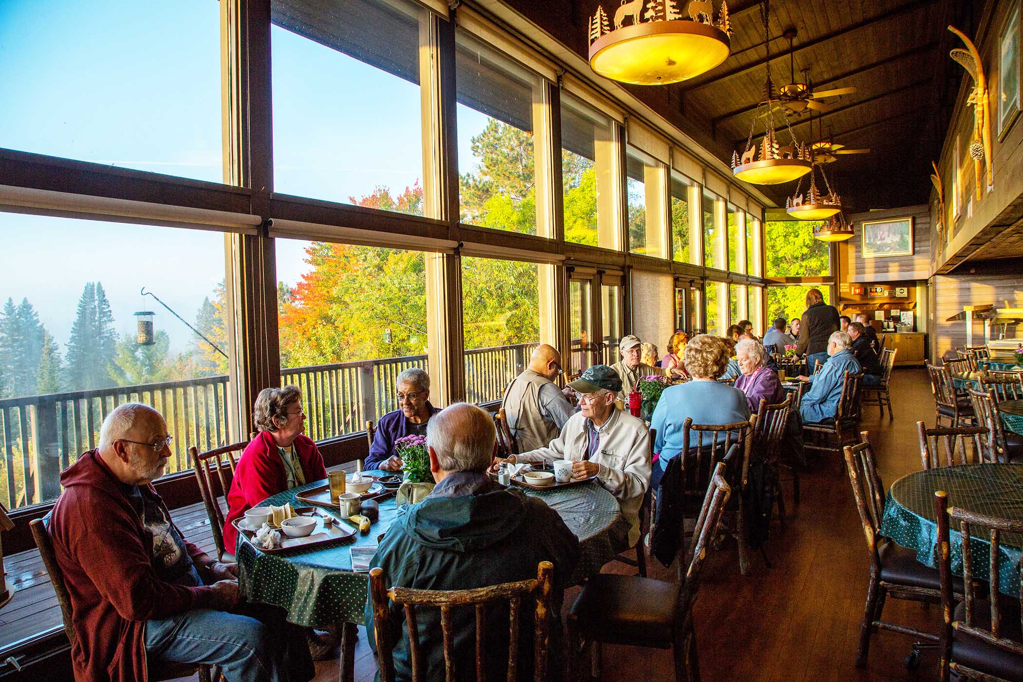 Treehaven Dining Room