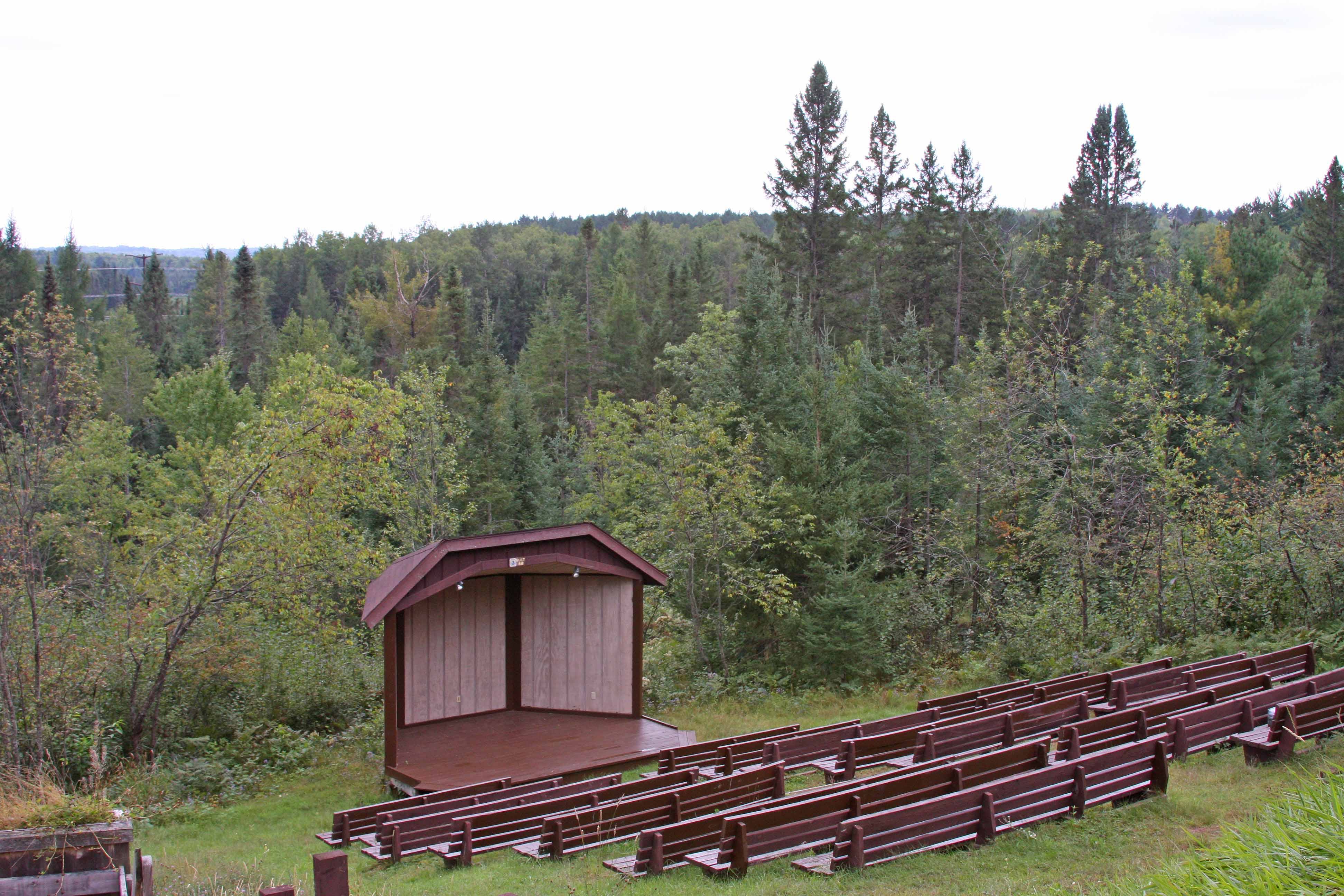 Treehaven Outdoor Ampitheater