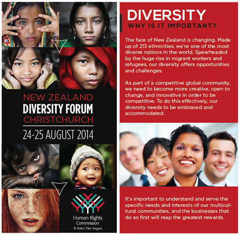 Diversity Forum Page One and Two