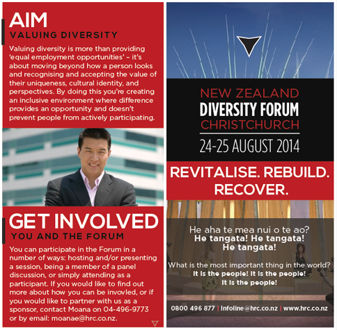 Diversity Forum page 5 and 6