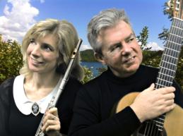 Jerry Creedon and Eilis O'Sullivan
