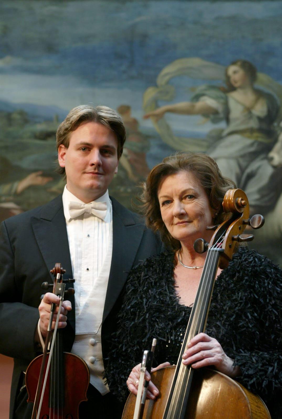 Moya O'Grady & David O'Doherty