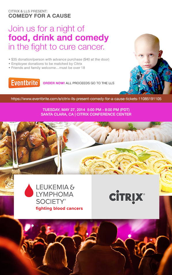 LLS Citrix Event Flyer