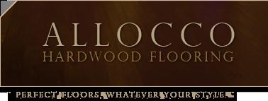 Allocco Hardwood Flooring Logo