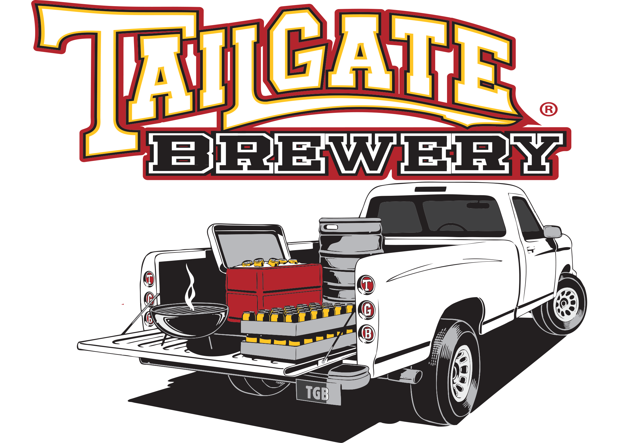 TailGate Brewery Logo