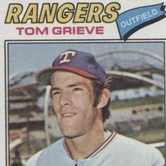 Tom Grieve Player