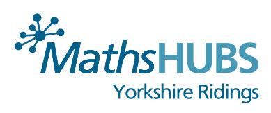 YR Maths Hub