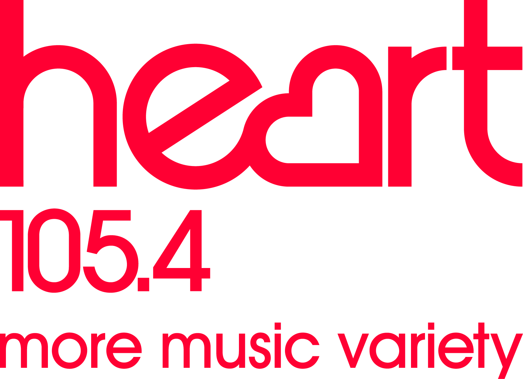 Heart North West logo