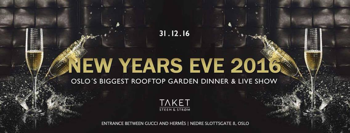 New Years Eve Taket