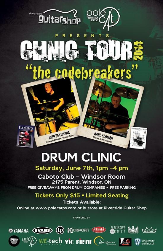 Drum Clinic