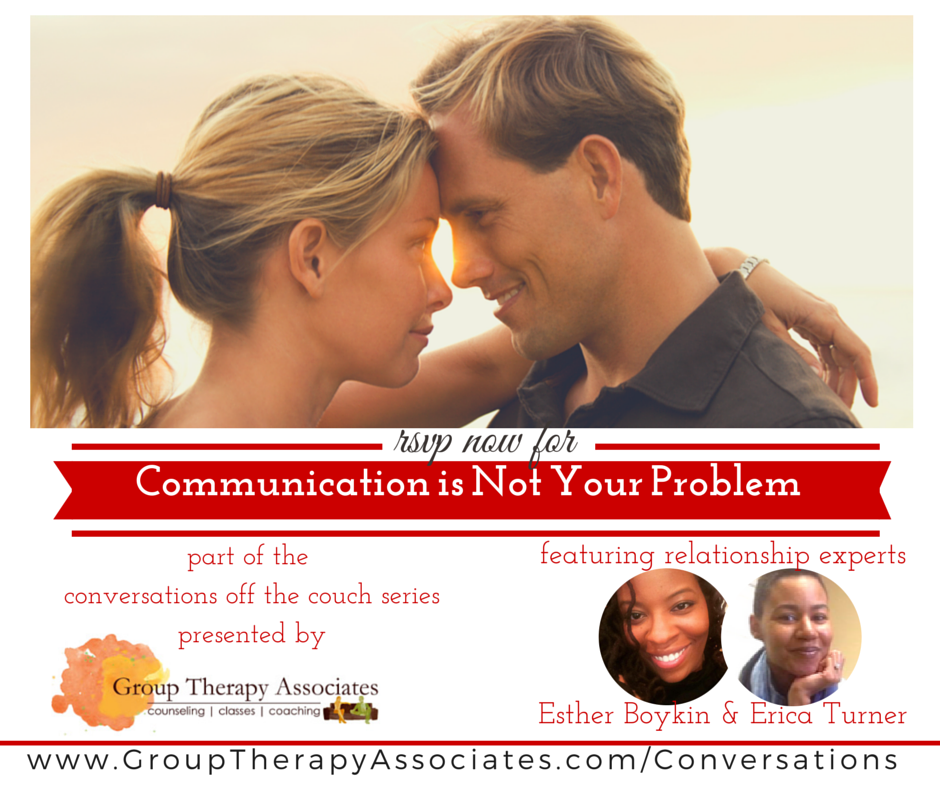 Communication is Not Your Problem