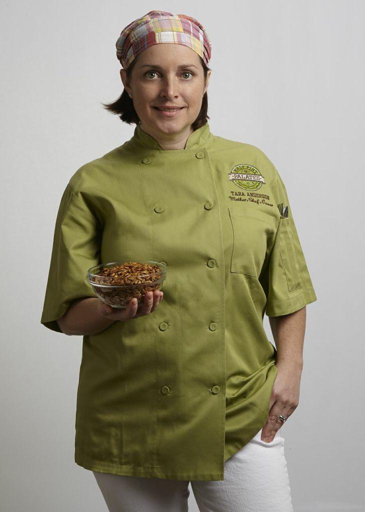 Chef Tara Anderson