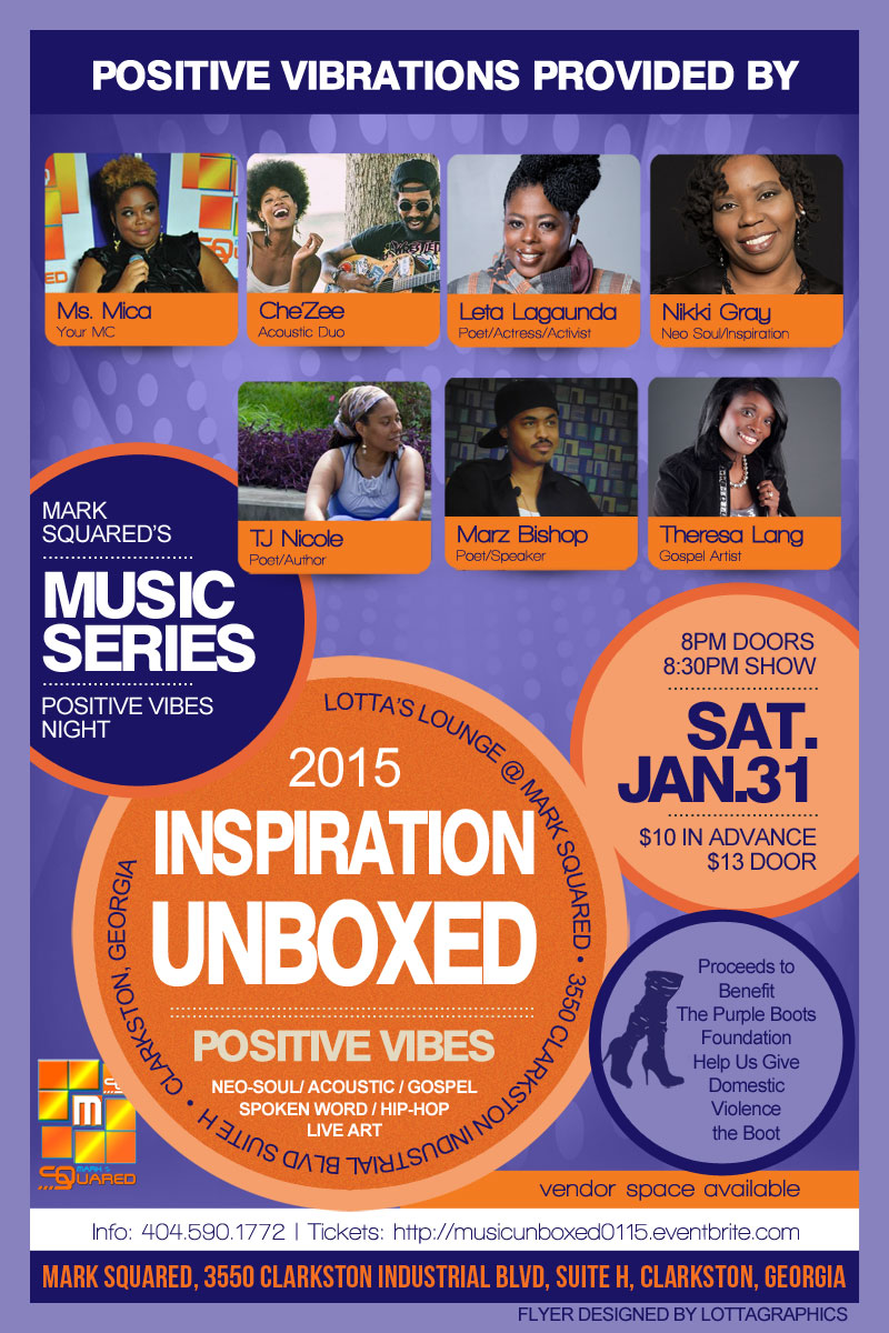 Annual Music UNboxed Series Kickoff (Music Concert)
