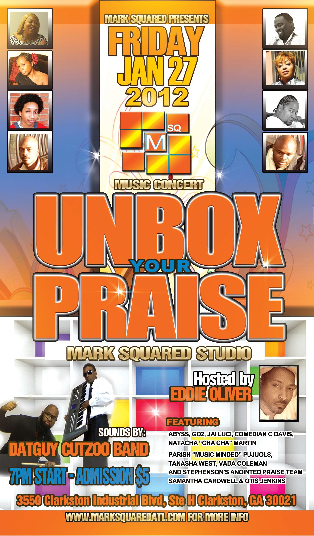 UNbox Your Praise