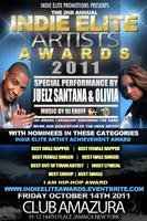 Indie Elite Artists Awards 2011 (Scroll Down To Vote!)...