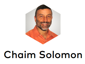 Kabbalah Teacher Chaim Solomon