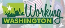 Working Washington Logo