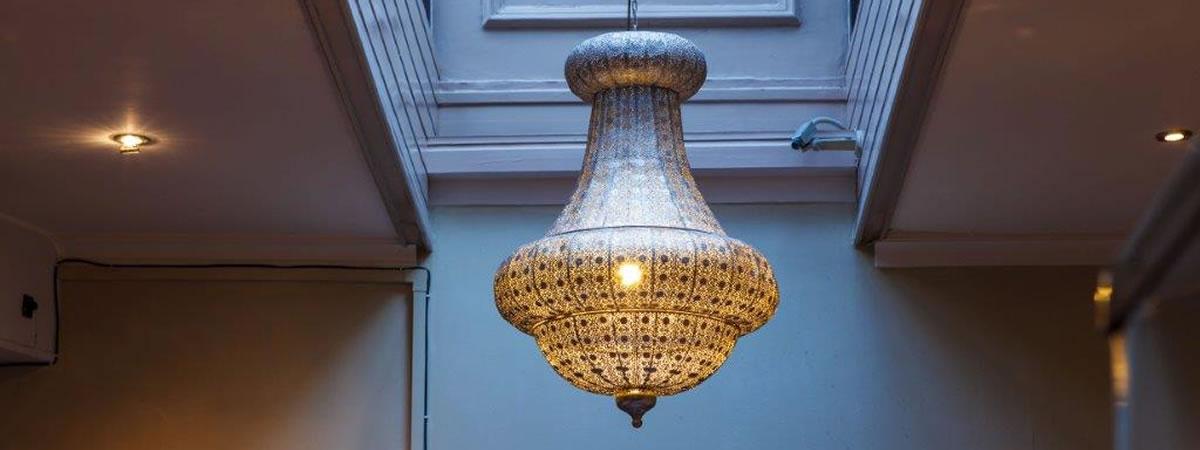 Traditional atmospheric lighting