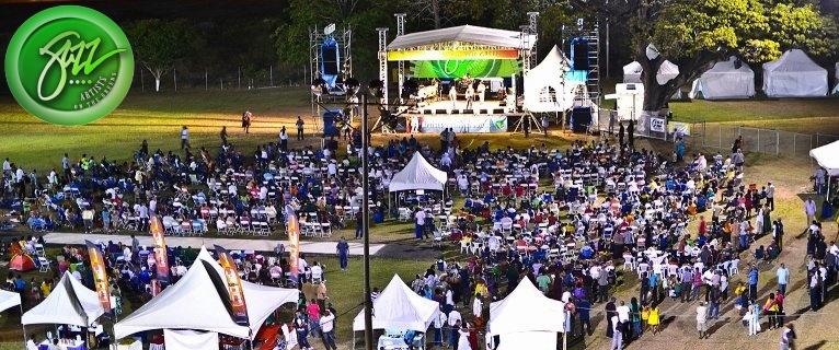 Crowd at JAOTG
