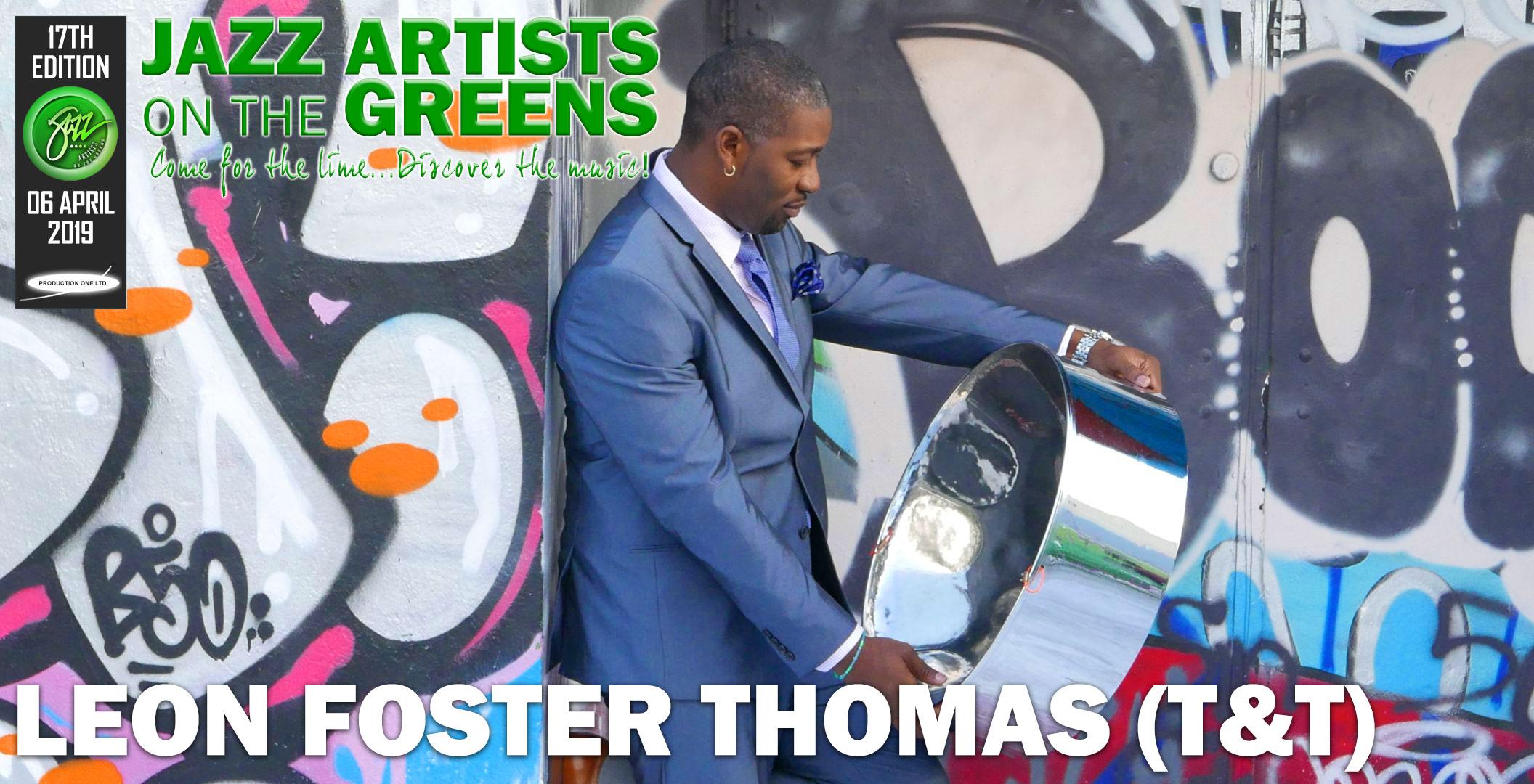 Leon Foster Thomas