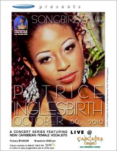 Patrice Inglesbirth poster