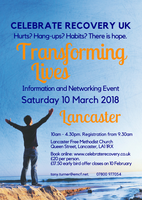 CR UK Lancaster Networking March 2018