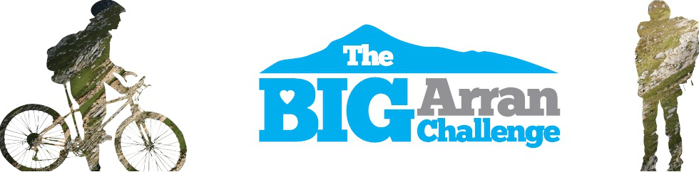 Big Arran Challenge logo