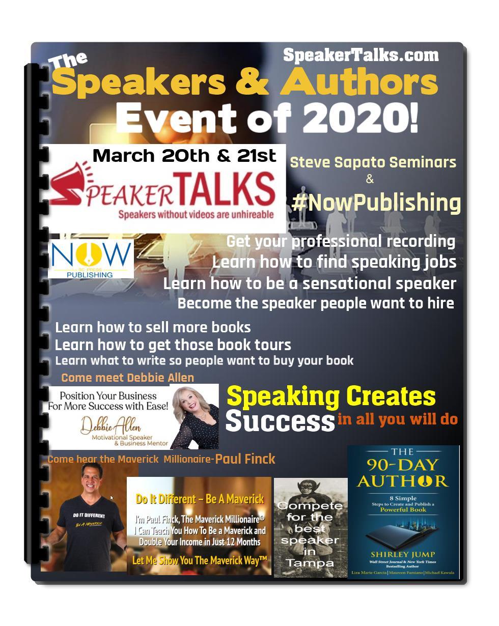 SpeakerTalks Succsess Training