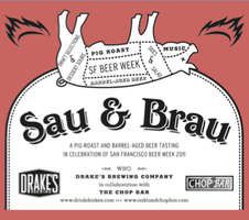 Drake's Brewing Company's Sau & Brau Beer Dinner
