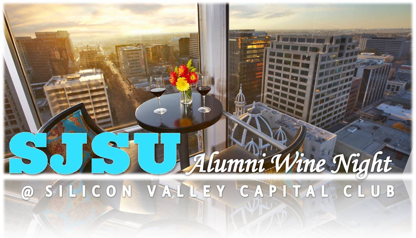 Alumni Wine Night at Silicon Valley Capital Club