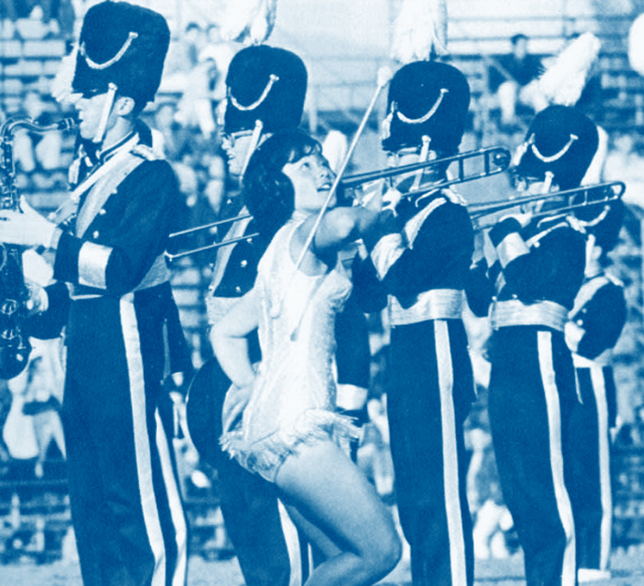 Marching Band Vintage