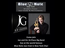 Big Band to Big Apple--Join Joe's Fans and Show Your Support