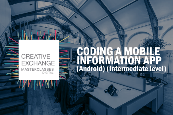 CODING A MOBILE INFORMATION APP (Android) (Intermediate level)