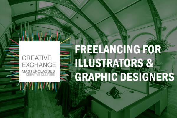 FREELANCING FOR ILLUSTRATORS AND GRAPHIC DESIGNERS