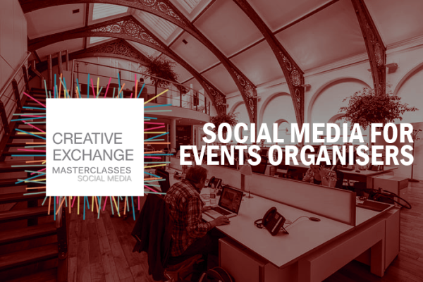 SOCIAL MEDIA FOR EVENTS ORGANISERS