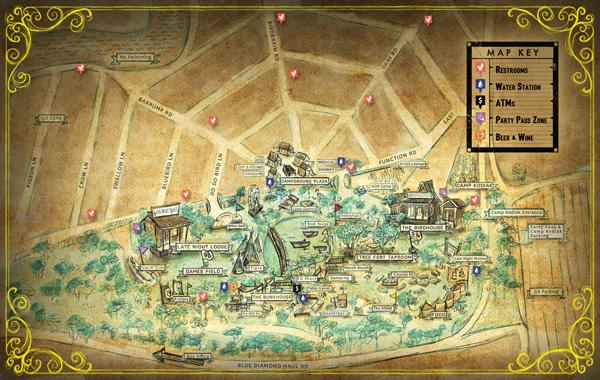 The Fun Map