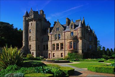Abseil Belfast Castle for Christian Aid