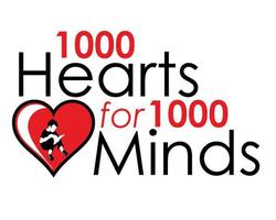 Donate to 1000 Hearts for 1000 Minds