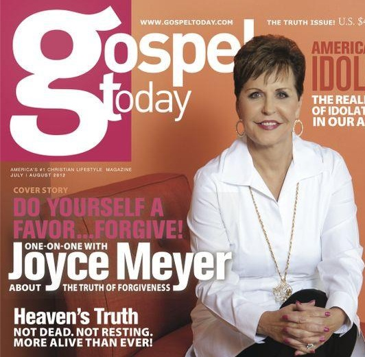Joyce Meyer Gospel Today