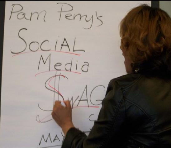 pam perry social media expert